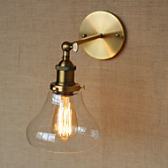 Vers le Bas 40 E26 E27 Tiffany Rustique Style Ethnique Antique simple LED Rétro Traditionnel/Classique Branché style pastoral Mini