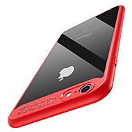 Carcasă Pro Apple iPhone X iPhone 8 iPhone 8 Plus Ultra tenké Zadní kryt Pevná barva Pevné PC pro iPhone X iPhone 8 Plus iPhone 8 iPhone
