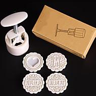 Cookieverktøy Sirkelformet Til Småkake Plastikker Liv
