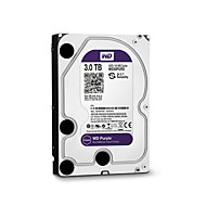 Western Digital WD® WD30PURX 3TB(IntelliPower 64MB Cache) purple drive 3.5-inch HDD surveillance hard drive for CCTV NVR