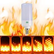 hesapli -YWXLIGHT® 1pc 5W 400-500 lm LED Küre Ampuller 99 led SMD 3528 Dekorotif Sıcak Beyaz AC 85-265V