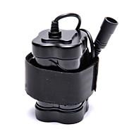 Fietsverlichting Denim jacks - - Wielrennen professioneel niveau Waterbestendig Waterdichte behuizing Lithium Lumens 18650 Fietsen