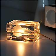 お買い得  ランプ-シンプル レトリ/ヴィンテージ コンテンポラリー クラシック アイデア ミニスタイル 疲れ目防止 デスクランプ 用途 ガラス 220V