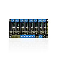 keyestudio modul de releu de stat opt canale pentru arduino