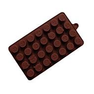 billige Bakeredskap-Cake Moulds Sjokolade silica Gel Non-Stick Multifunksjon