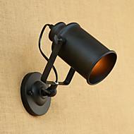 billige Vegglamper-OYLYW Tiffany / Rustikk / Hytte / Retro / vintage Vegglamper Metall Vegglampe 110-120V / 220-240V 40W