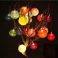 20 led 2m estrela luz impermeável plug outdoor christmas holiday decoração luz led luz de corda
