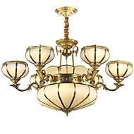 Venkovský styl tradiční klasika Závěsná světla Pro Obývací pokoj Ložnice Jídelna AC 220-240 AC 110-120V Žárovka není zahrnuta v ceně.