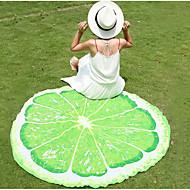 Frisk stil Strandhåndkle,Kreativ Overlegen kvalitet Ren bomull Håndkle