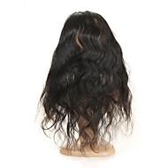 abordables -Rémy Cheveux Péruviens Tissages de cheveux humains Ondulation Naturelle Extensions de cheveux 4 Noir