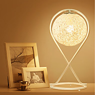 billige Skrivebordslamper-Enkel / Retro / vintage / Moderne / Nutidig Mini Stil / Øyebeskyttelse Skrivebordslampe Til Tre / Bambus 220V