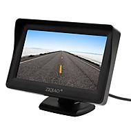 billiga Parkeringskamera för bil-ZIQIAO 4.3 tum TFT-LCD Car Reversing Monitor för Bilar