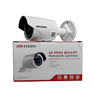 voordelige Bewaking & Beveiliging-hikvision® ds-2cd2012f-i 1.3mp ir ip camera (ip66 poe 30m ir h.264 digitale wdr 3d dnr compacte bracket inclusief)