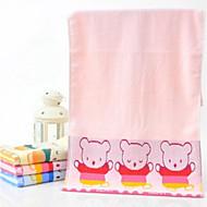 tanie Ręcznik do rąk-Świeży styl Ręcznik,Zwierzęta Najwyższa jakość Czysta bawełna Żakard Ręcznik