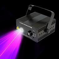 Χαμηλού Κόστους Φώτα σκηνής-U'King Λέιζερ Φως Σκηνής DMX 512 Master-Slave Ενεργοποίηση με  Ήχο 9 για Κλαμπ Γάμος Σκηνή Πάρτι Για Υπαίθρια Χρήση Επαγγελματικό Υψηλή