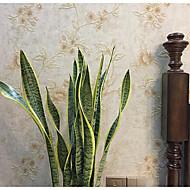 Blomstret Tapet til Hjemmet كلاسيكي Tapetsering , U-vevet stoff Materiale selvklebende nødvendig bakgrunns , Tapet