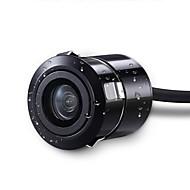billiga Parkeringskamera för bil-ziqiao® 18,5 mm hd ccd vattentät bilvändande bakre kamera