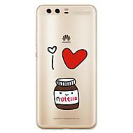 billiga Mobil cases & Skärmskydd-fodral Till huawei P9 Huawei P9 Lite Huawei P8 Huawei Huawei P9 Plus Huawei P7 Huawei P8 Lite Huawei Mate 8 P10 Lite Mönster Skal Tecknat