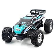 Fjernstyret bil K24-1 2.4G Buggy (Offroader) / Truggy / Monster Truck Bigfoot 1:24 Børste Elektrisk 15 km/h KM / H Fjernbetjening /