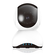 billige IP-kameraer-YONGHUITAI YHT-E20 1.3 mp IP-kamera Innendørs Brukerstøtte 128 GB g / PTZ / Med ledning / CMOS / 60 / Statisk IP Adresse