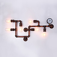 cheap -OYLYW Rustic / Lodge Wall Lamps & Sconces Indoor Metal Wall Light 110-120V / 220-240V 60W