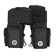 Bike Bag 48LPanniers & Rack Trunk Cycling Backpack Multi layer Rain-Proof Easy to Install Bicycle Bag Nylon Cycle Bag Cycling Cycling