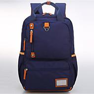 Polyester Nylon Geometric Travel Bag Zipper for Casual All Season Sky Blue Gray Dark Blue Black
