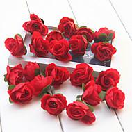 billige Kunstig Blomst-Kunstige blomster 20 Afdeling Moderne Stil Roser Bordblomst