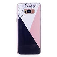Θήκη Za Samsung Galaxy S8 Plus S8 IMD Stražnja maska Mramor Mekano TPU za S8 Plus S8 S7 edge S7 S6 edge S6 S5 Mini S5