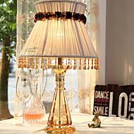 Kristalli Kristalli Pöytälamppu Käyttötarkoitus Kristalli 220-240V Vaalean ruskea