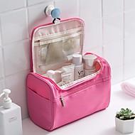billige Rejsetasker-polyester Rejsetaske Lynlås for Afslappet Alle årstider Lilla Rosa Navyblå Himmelblå Lys pink