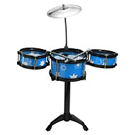cheap -Baby Musical Mini Jazz Drum Toy for Children Musical Instrument Toy Percussion Drum Kid Ramdon Color