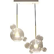 billige Takbelysning og vifter-ZHISHU 2-Light Anheng Lys Nedlys - Mini Stil, 110-120V / 220-240V LED lyskilde inkludert / 15-20㎡ / Integrert LED
