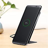 billiga Mobil cases & Skärmskydd-Trådlös laddare USB-laddare USB Qi 1 USB-port 1 A DC 5V för iPhone 8 Plus / Note 8