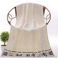 tanie Ręcznik kąpielowy-Świeży styl Ręcznik kąpielowy, Kreatywne Najwyższa jakość 100% włókna bambusowego Żakard Ręcznik