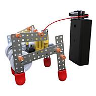 Robotti Opetuslelut Lelut Ompelukone Robotti Arkkitehtuuri Kävely DIY Erikois Lasten Pieces