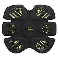 abordables Electrónicos de Cuidado Personal-cinturón corporal para el entrenamiento de los músculos abdominales para la oficina en el hogar de hombres y mujeres