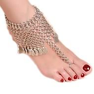 Χαμηλού Κόστους Αξεσουάρ παπουτσιών-Κράμα Διακοσμητικό Γυναικεία Causal Διακοπές Ασημί