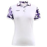 Tricou Topuri Golf- pentruPentru femei-Formator Respirabilitate
