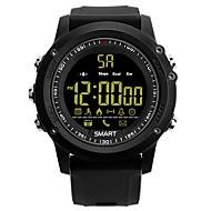tanie Inteligentne zegarki-Inteligentny zegarek YY-EX17 na Inne Krokomierze / Powiadamianie o wiadomości / Powiadamianie o połączeniu telefonicznym Stoper / Krokomierz / Powiadamianie o połączeniu telefonicznym / Budzik