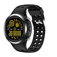 tanie Inteligentne zegarki-JSBP-EX32 na Android 4.4 / iOS Spalone kalorie / Współpracuje z iOS i system Android. / Powiadamianie o wiadomości / Powiadamianie o połączeniu telefonicznym / Kontrola APP Stoper / Krokomierz