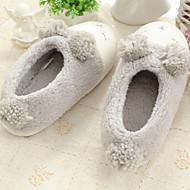 levne Pantofle-Pohodlné Mokasínové pantofle Dámské pantofle Bavlna Bavlna