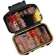 billiga Fiske-Fisketillbehör Lätt att använda Lätt och bekvämt Kolstål Fjädrar Sjöfiske Flugfiske Kastfiske Isfiske Spinnfiske Jiggfiske Färskvatten