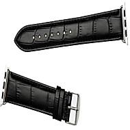 Urrem for Apple Watch Series 3 / 2 / 1 Apple Klassisk spænde Læder Håndledsrem