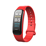 tanie Inteligentne zegarki-Pulsometr Pomiar ciśnienia krwi Informacje Obsługa aparatu Kontrola APP Krokomierz Rejestrator snu Znajdź moje urządzenie Budzik