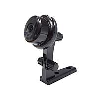 billige Innendørs IP Nettverkskameraer-hd 960p knapp mini trådløst kamera wifi toveis stemme innendørs irskutt nattesyn cctv hjem sikkerhet ip kamera wi-fi plast stent