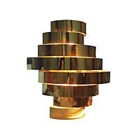baratos Arandelas de Parede-QIHengZhaoMing Moderno / Contemporâneo Luminárias de parede Sala de Estar / Quarto de Estudo / Escritório Metal Luz de parede IP20