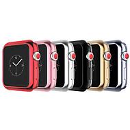 billiga Smart klocka Tillbehör-äpple klocka silikonfodral väska skyddskåpa för äpple klocka 3 serier 1 2 38mm 42mm