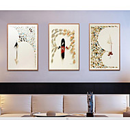 cheap Framed Arts-Still Life Wall Art,PS Material With Frame For Home Decoration Frame Art Living Room Dining Room