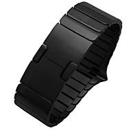 billiga Smart klocka Tillbehör-Klockarmband för Apple Watch Series 3 / 2 / 1 Apple Klassiskt spänne Stål Handledsrem